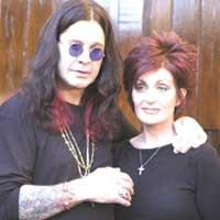 This Is Local London: Ozzy and Sharon Osbourne, who own a house in Gerrards Cross