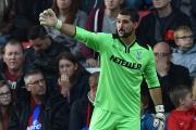 Vital: Julian Speroni can see the positives in defeat to Arsenal