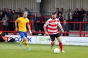 Kingstonian: Old boy Moss will score against Ks again if required