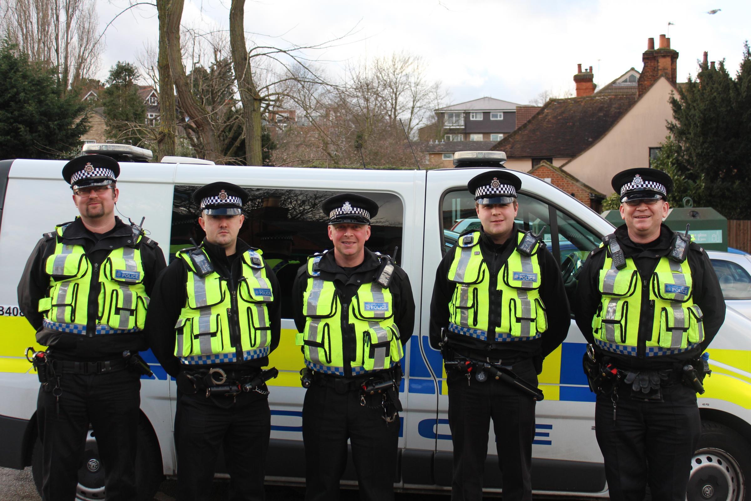 Police officer dating uk