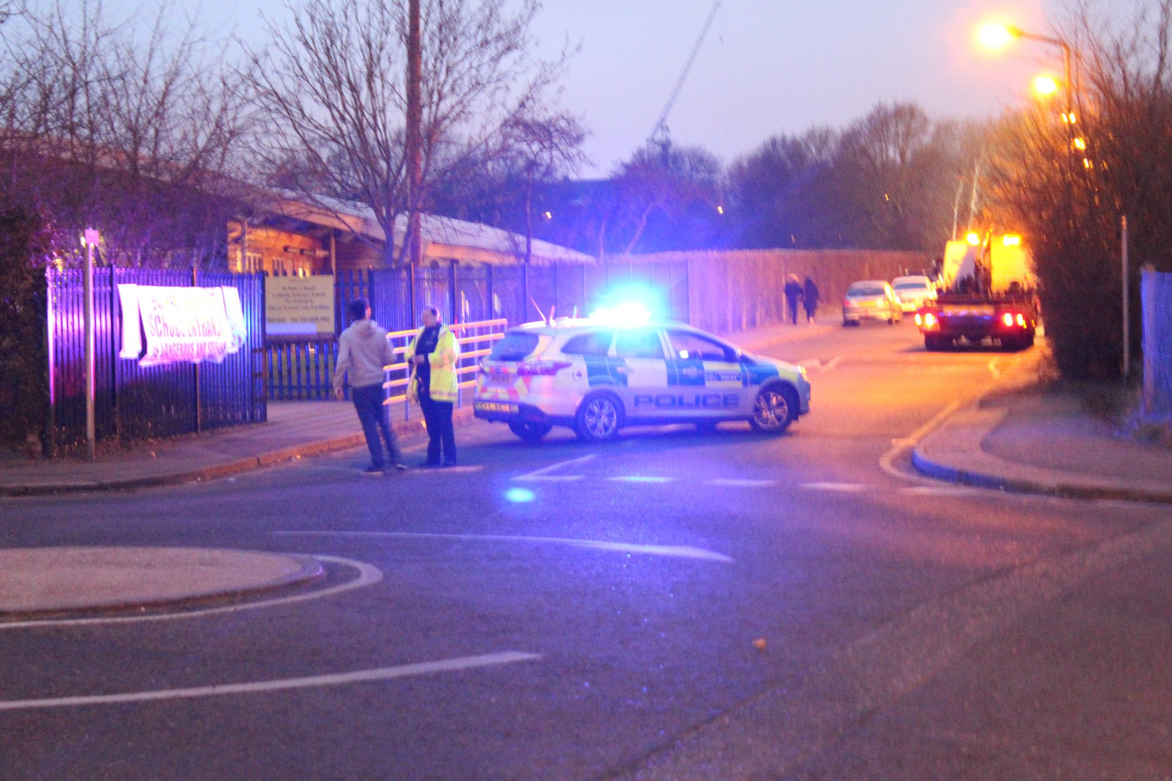 Woman killed after being hit by car in Baugh Road, Sidcup
