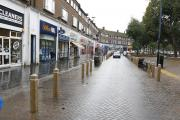 Central Parade in New Addington: RSPH said this is London's second unhealthiest high street area