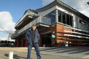 Marlow Rowing Club relaunched to rise from the ashes