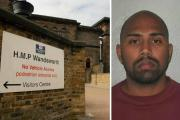 A stay at Her Majesty's pleasure: Neil Moore was sentenced to seven years in prison today