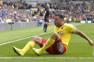 Deeney named in PFA Championship team