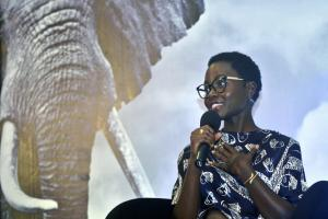 Lupita Nyong'o supports fight against ivory trade