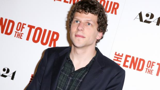 This Is Local London: Jesse Eisenberg clarifies Comic-Con genocide comments
