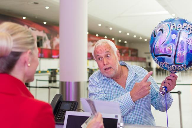 'It's my birthday' is one of the most common lines to used to try and get an upgrade on Virgin Atlantic flights