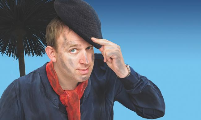 Comedian Tim Vine is coming back to Sutton – here's 10 of his best jokes