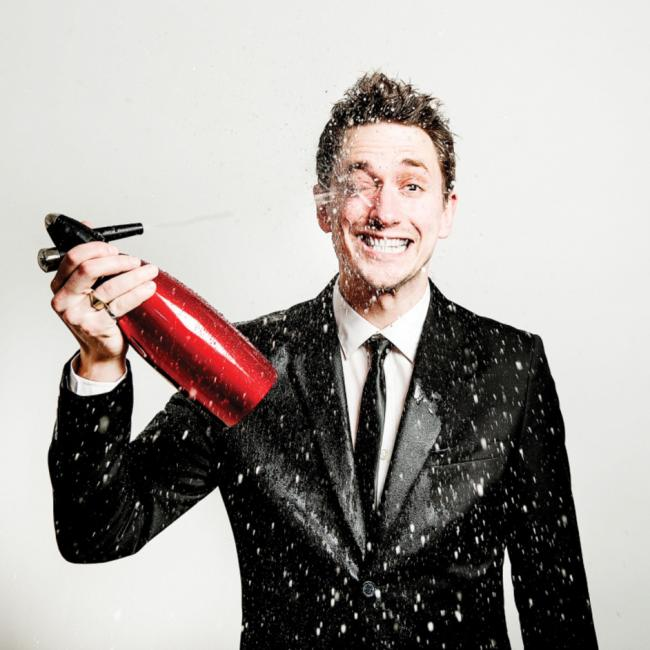 Comedian John Robins shares his favourite spots in south east London