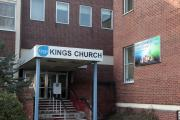 King's Church in Meadowcourt Road where the International Academy of Greenwich is set to open in September.