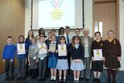 Eight schools were recognised and congratulated for their travel plans