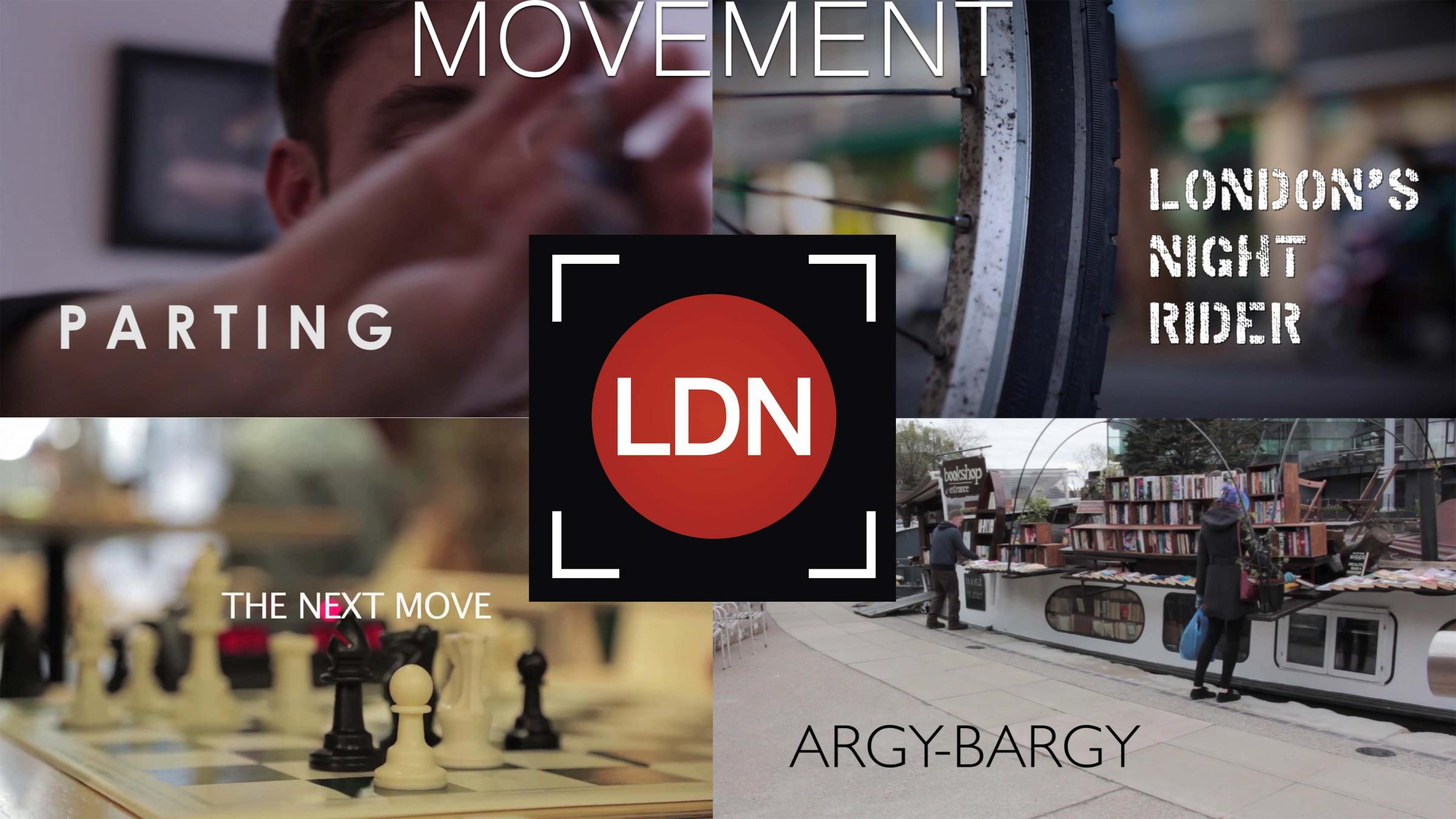London Documentary Network presents 'MOVEMENT'