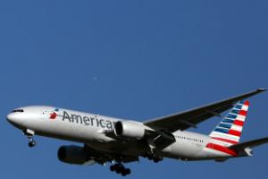 American Airlines plane evacuated at Heathrow