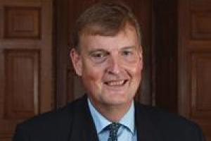 Kent County Council's conservative leader Paul Carter