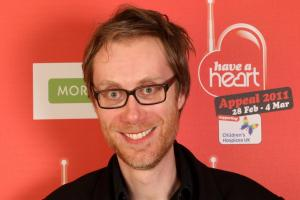 Stephen Merchant: I thought I'd be a ripped X-Man, but I lost my eyebrows instead