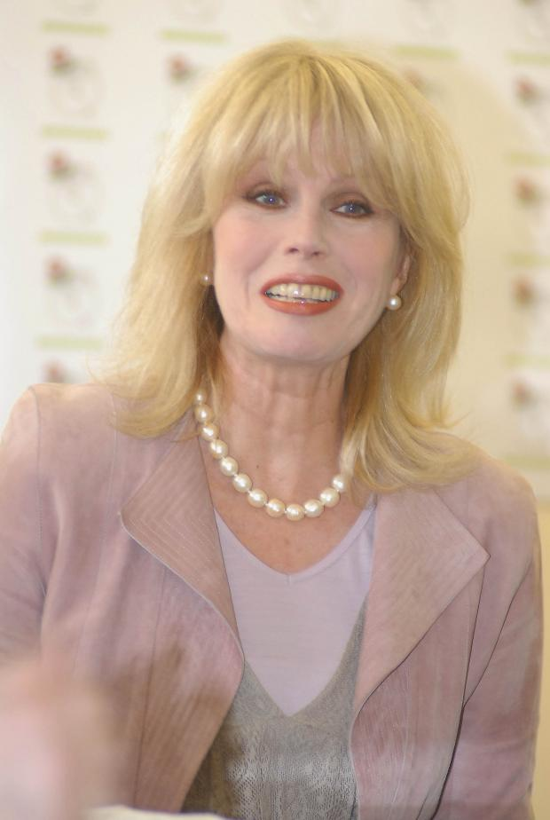 Joanna Lumley is expected to attended the demo