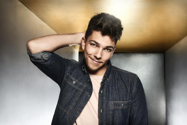 X Factor 2016 winner Matt Terry from Bromley