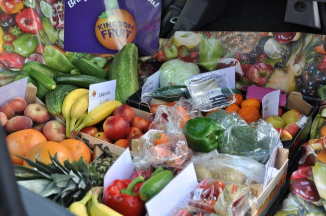 Kingston named capital's seventh-best borough for fighting food poverty