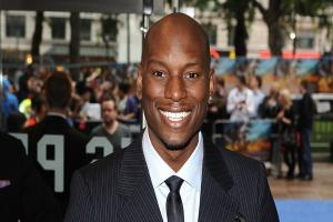 Singer Tyrese Gibson has tied the knot - but is being very mysterious about it