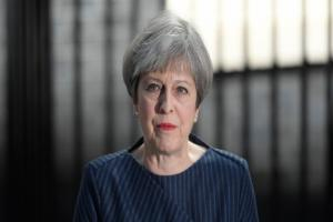Theresa May calls for a 2017 general election. By Delilah Meredith, Ursuline High School