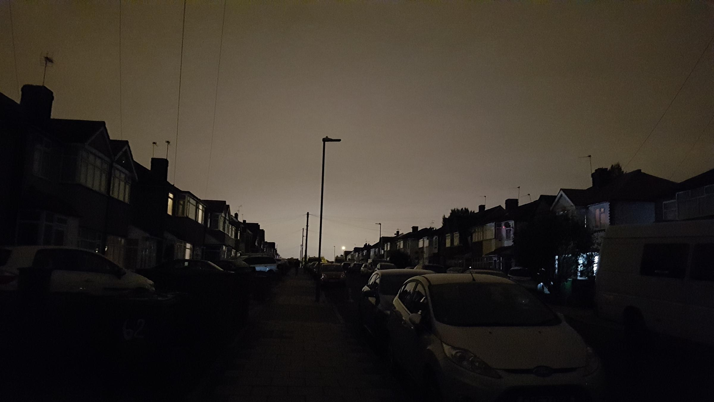 Lights out: faulty streetlamps leave frustrated residents anxious