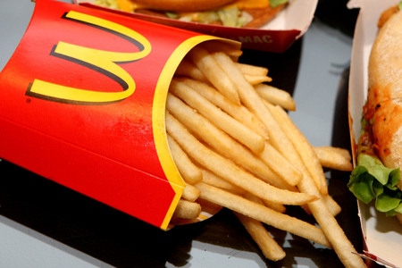 McDonald's introduces click-and-collect