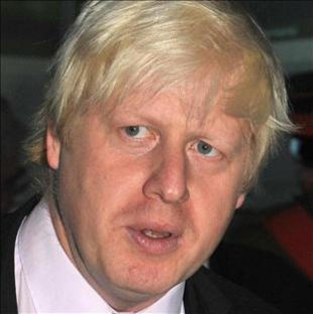 This Is Local London: Boris Johnson to freeze GLA tax