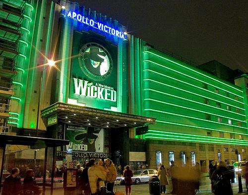 when do Wicked tickets giveaway October 17
