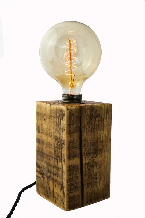 This Is Local London: Handmade at Amazon Large Chunky Table Lamp from MooBoo Home, £69.99