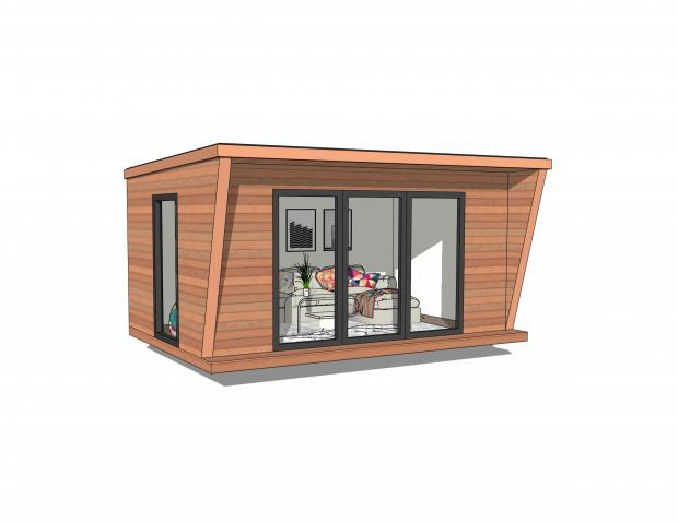 This Is Local London: Self-build Cabina, starting from £4,295