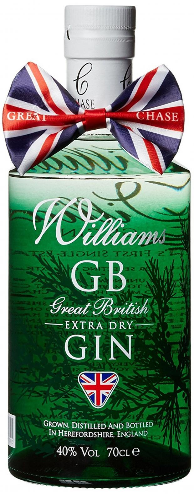 This Is Local London: Williams GB Extra Dry Gin £25