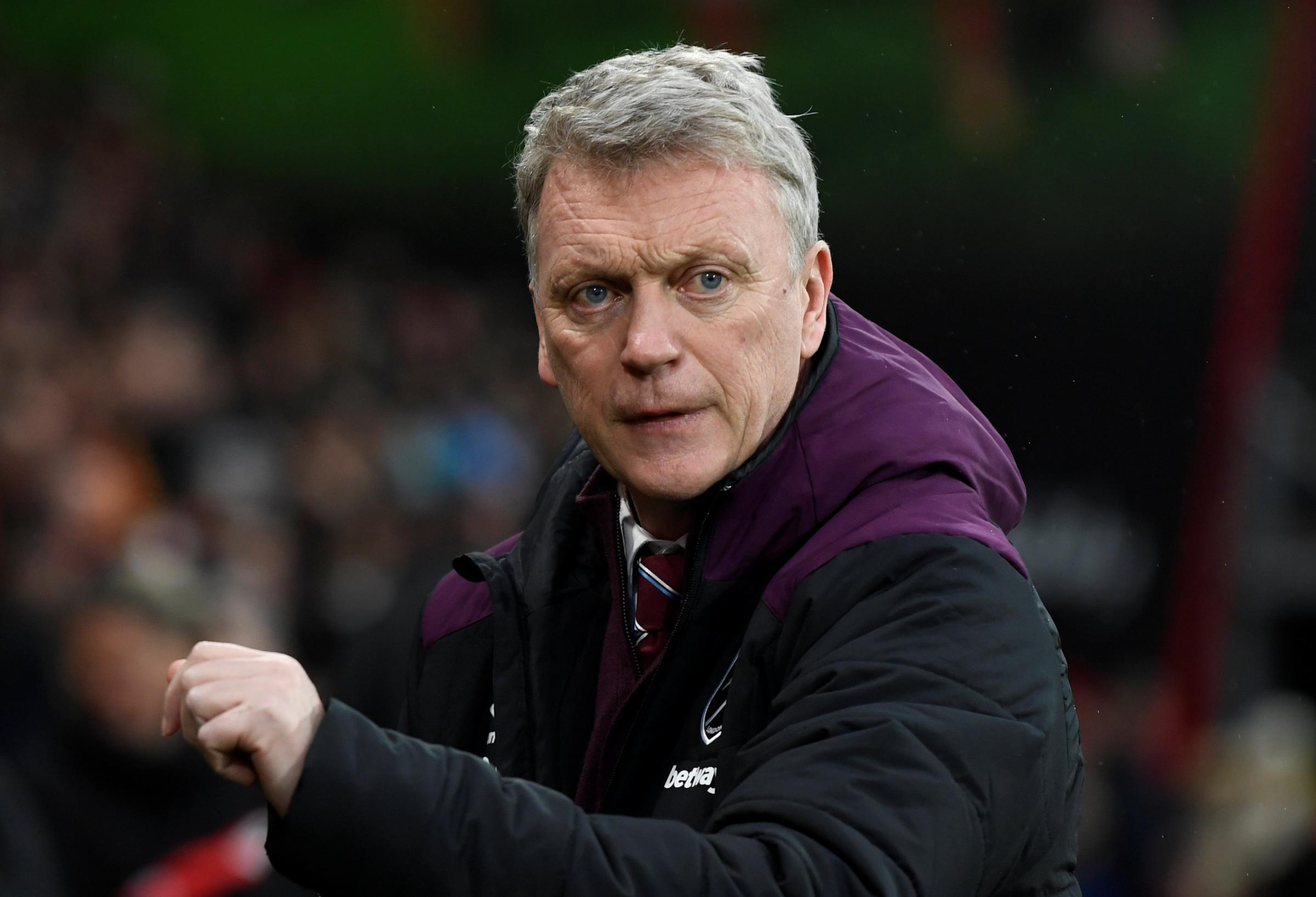 Premier League is the priority for David Moyes. Picture: Action Images