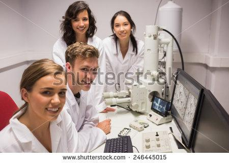 Students at work experience. Credit: Shutterstock
