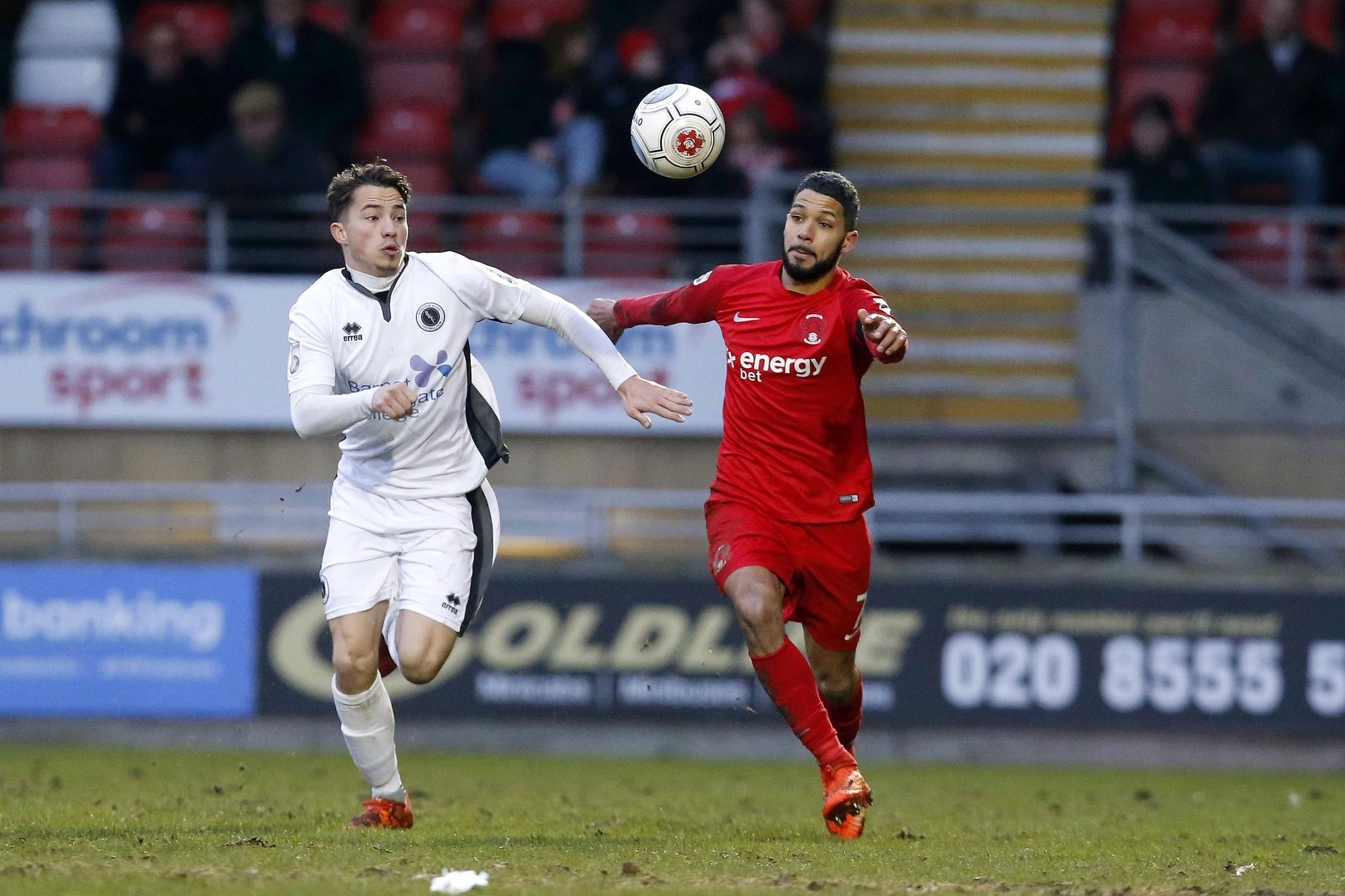 Jobi McAnuff's recovery is progressing well according to Leyton Orient boss Justin Edinburgh. Picture: Action Images