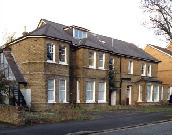 The period property at 7-9 Cavendish Road set for demolition