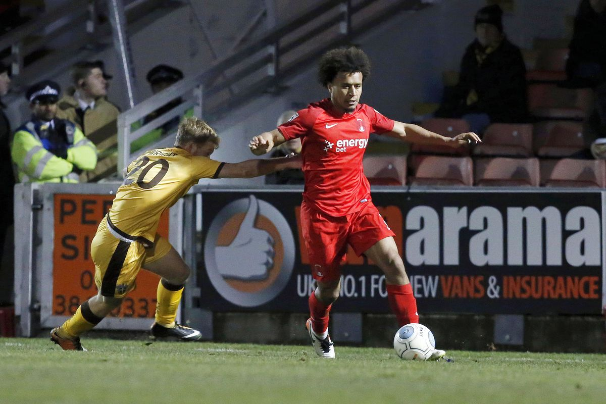 Left-back Joe Widdowson was full of praise for James Brophy and Josh Koroma. Picture credit: Simon O'Connor
