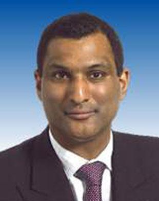 Kingston's Euro MP Syed Kamall