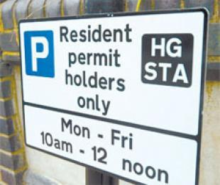 This Is Local London: Relief as parking charge plan scrapped