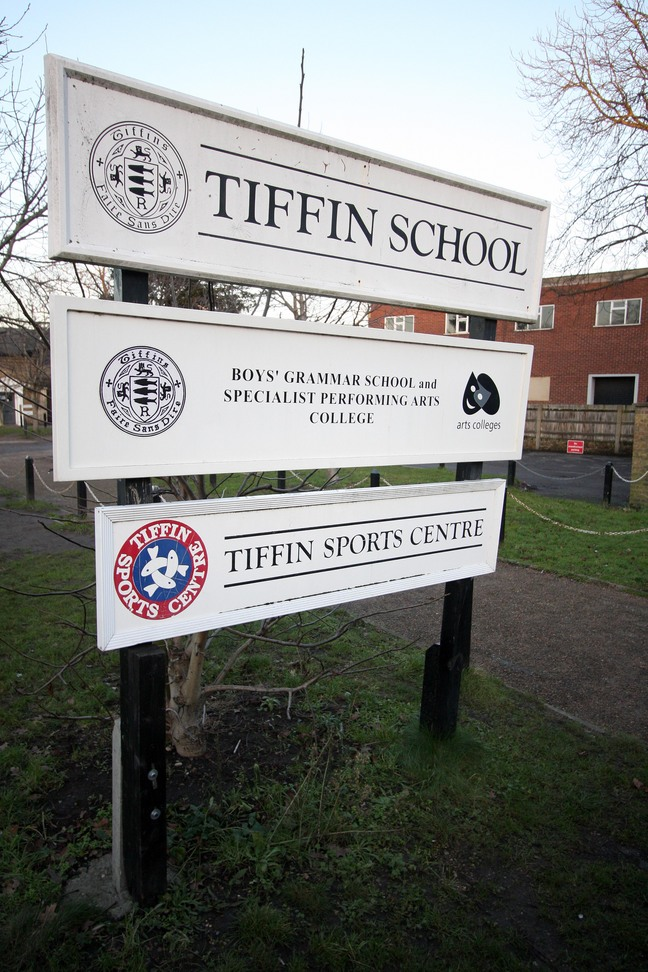 Parents outcry over 'unfair' Tiffin entrance exam advantage