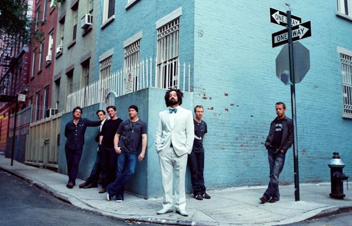 Counting Crows will be coming back to London after four years in October