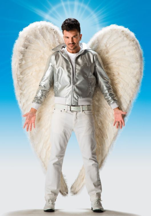 Peter Andre will play Teen Angel in a new production of Grease which will be touring the country next year