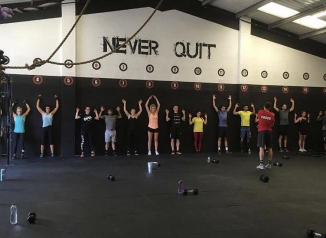 Elite Fitness by Fatima Tawfeeq, Tolworth Girls' School