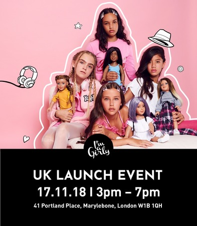 I M A GIRLY Styling Event for Kids