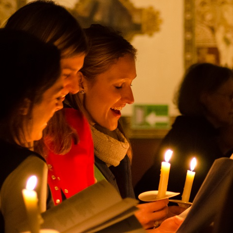Macmillan Cancer Support Carols By Candle Light 2018