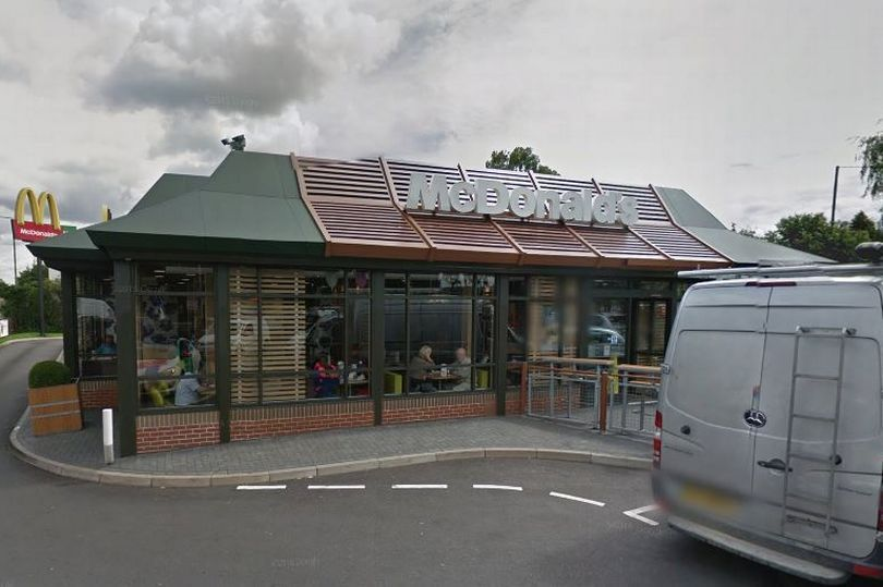 McDonald\'s Hanworth restaurant (Photo: Google Maps)