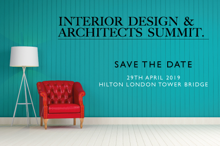 Interior Design and Architect Summit April 2019