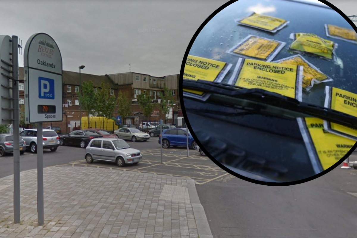 Thousands of parking tickets remain outstanding