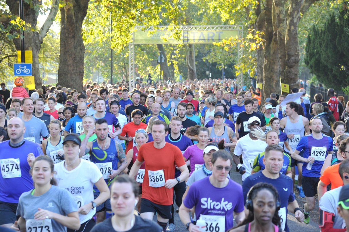 Entries open: you can sign up now for the Ealing Half
