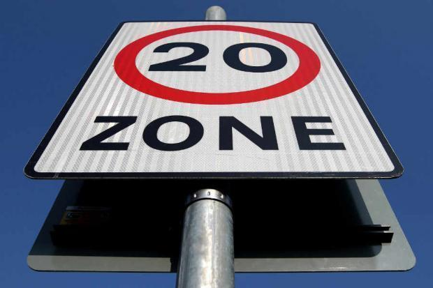 Top Bromley councillor rules out 20mph speed limit due to 'little evidence' it would work | This Is Local London